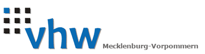 vhw Landesverband MV Logo